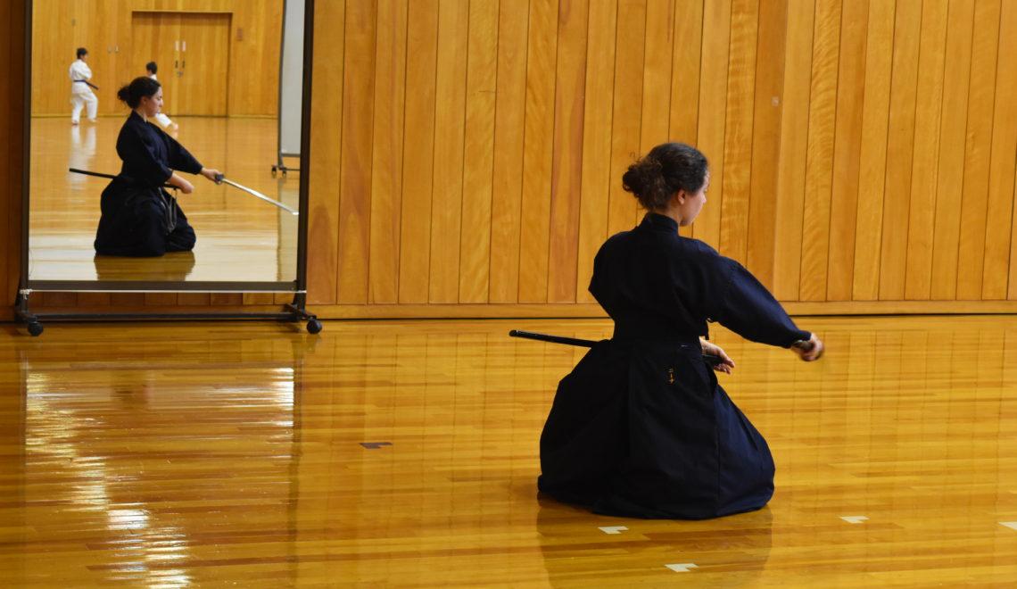 leçon de sabre