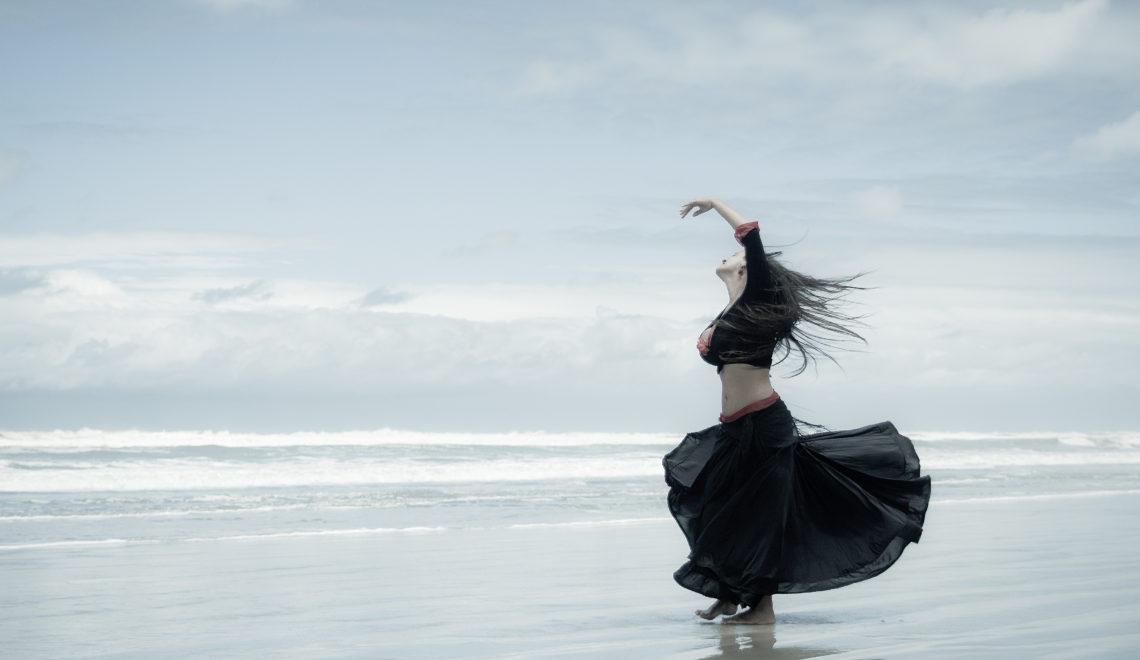 Danse (La délicatesse des mains)